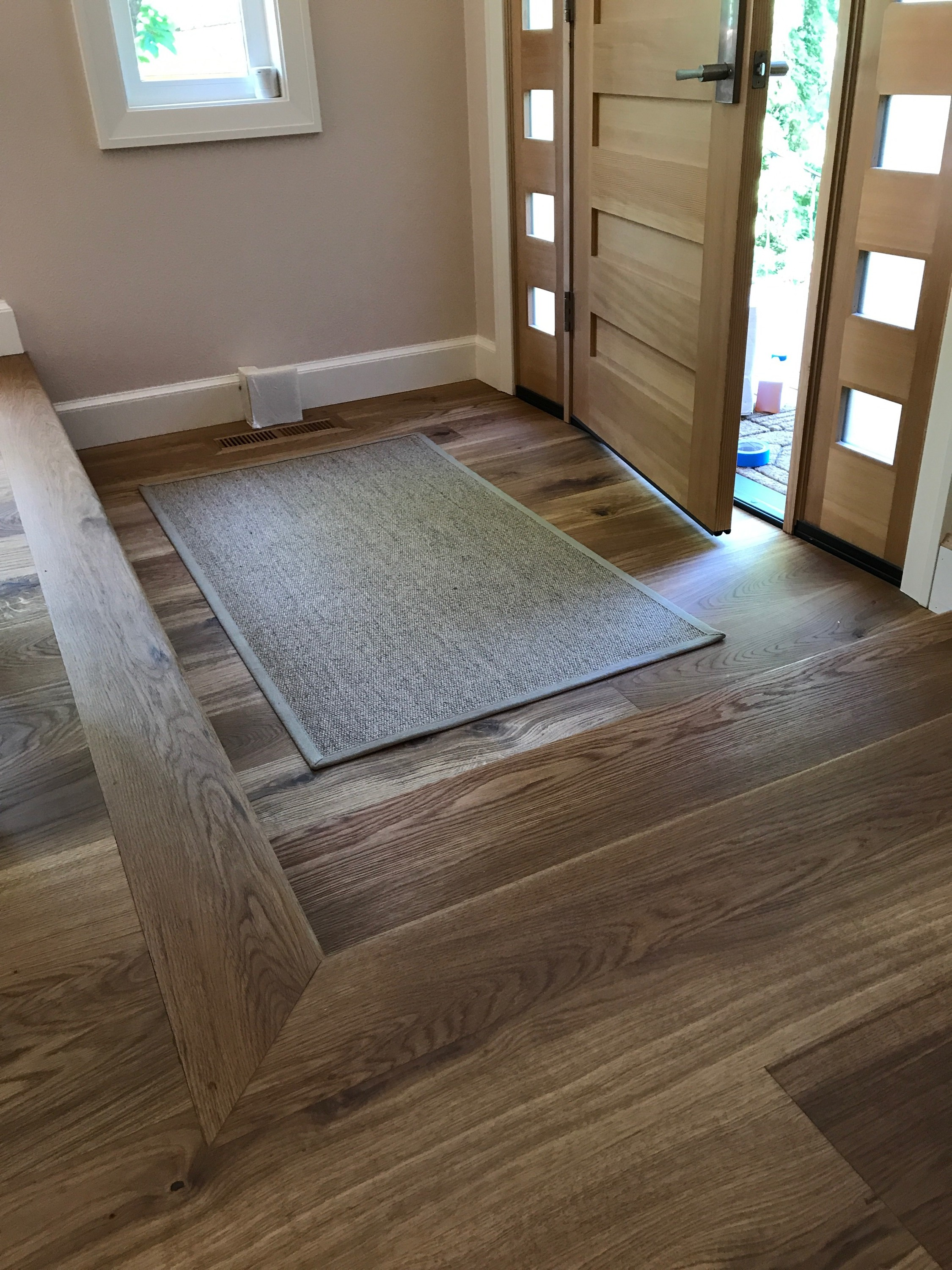 ideas make strips wood your floors and borders feature stunning vents floor hardwood more