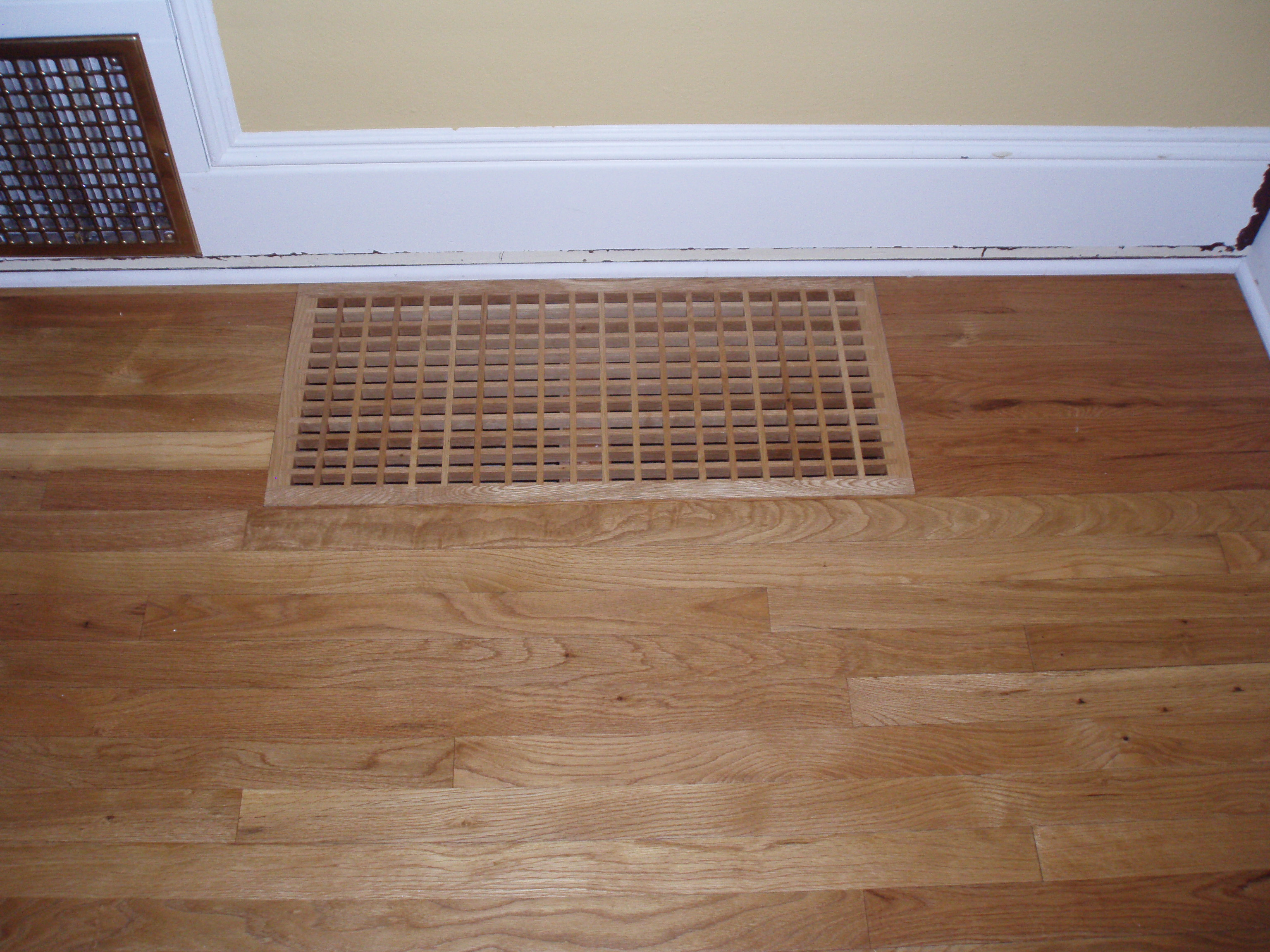 Domino Hardwood Floors Blog » Blog Archive Wood Air Vents for Wood ...